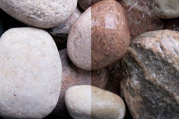 Steine für Steinkorb