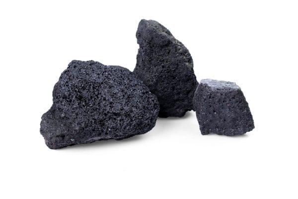 Lava schwarz
