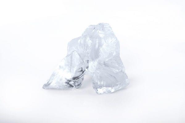 Glassteine für Gabionen