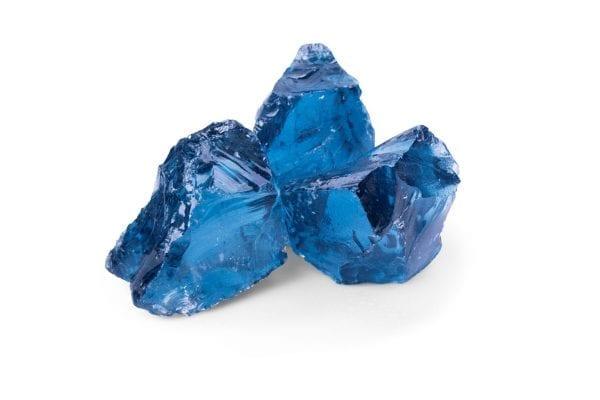 Gabionenglassteine