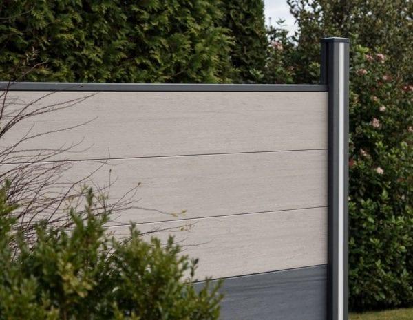 GroJa Solid Grande BPC Stecksystem Bausatz, Bi-Color Weiß 1