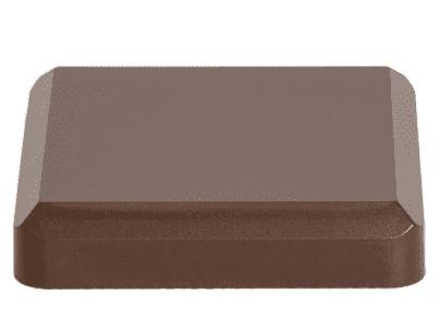 GroJa Solid Fertigzaun Pfostenkappe, Terra 1