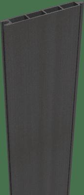 Steckzaunfüllung GroJa Solid BPC 180 cm, Anthrazit 1