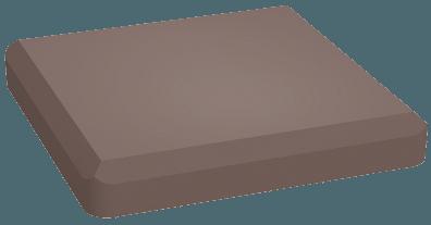 Pfostenkappe Steckzaun GroJa, Terra 1