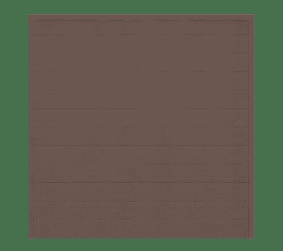 GroJa Sombra WPC-Stecksystem Standard 180x180, Tropical Brown 1
