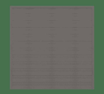 Gartenzaun aus WPC GroJa Sombra Stecksystem 180x180, Stone Grey 1