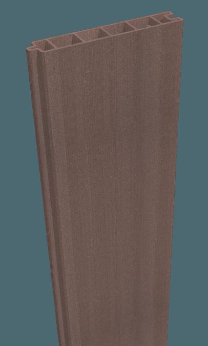 GroJa Sombra WPC-Stecksystem Füllung 180, Standard, Tropical Brown 1
