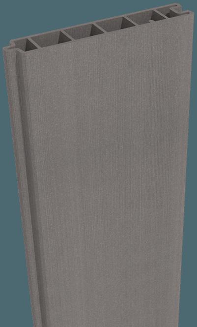 GroJa Sombra WPC-Stecksystem Füllung 180, Standard, Stone Grey 1