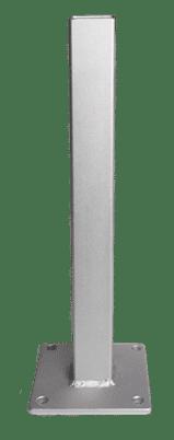 Konsole GroJa für Alupfosten GJ 43, verzinkt 1