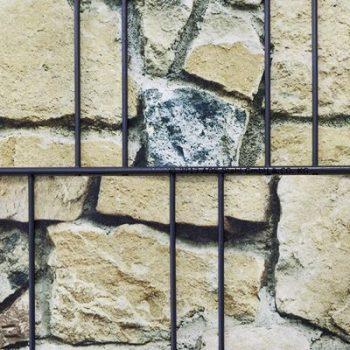 Sichtschutz Sandstein