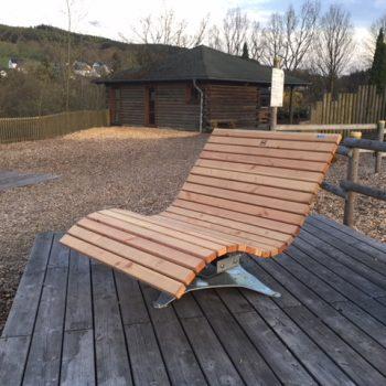 Waldsofa Relaxliege